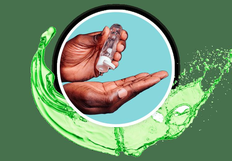 sanitizing lotion